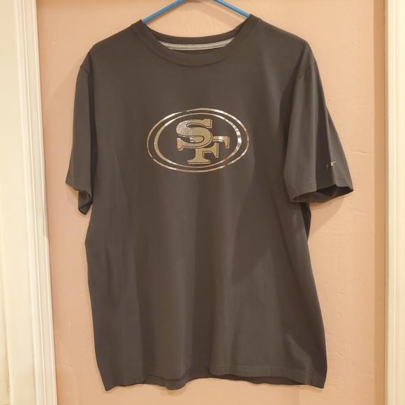 Nike San Francisco 49ers NFL Short Sleeve T-Shirt